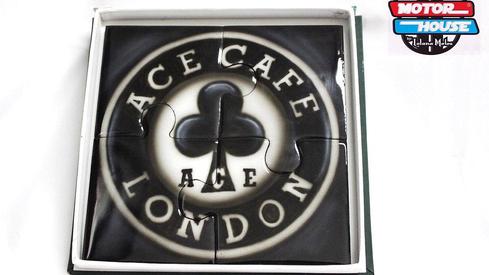 Juego Portavasos Ace Cafe