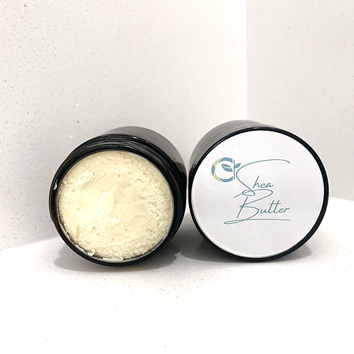 Essential Oil-Infused Shea Butter *NOW AVAILABLE IN 2 SIZES!!