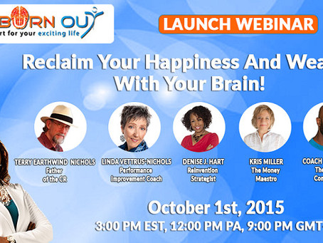 Reclaim Your Happiness and Wealth With Your Brain