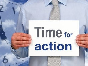 Change Leaders, It Is Time For Action!