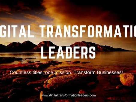 How Digital Transformation Leaders will Transform Employee Disengagement Into Individual Happiness