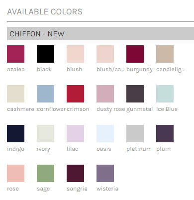 Hayley Paige Colors