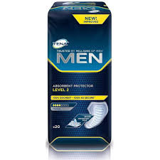 Tena Men Absorbant Protector Pad - Level 2