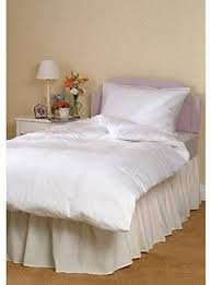PVC Waterproof Duvet Protector - Single