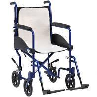 Wheelchair Fleece Overlay