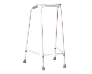 Domestic Walking Frame without Wheels