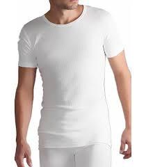 Mens Short Sleeve Thermal Vest
