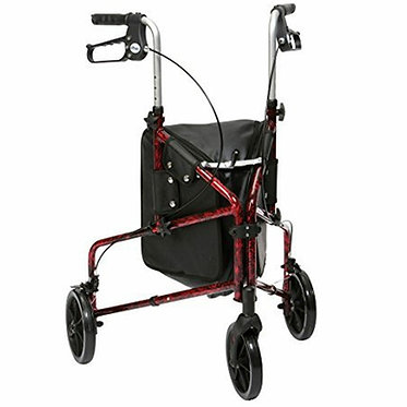 Lightweight Aluminium Flame Effect Tri-Walker