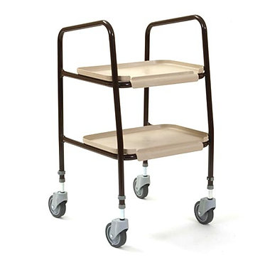 Height Adjustable Household Trolley