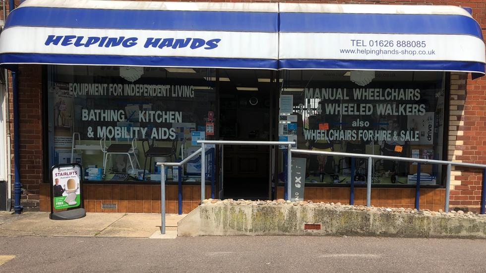 Helping Hands, Dawlish