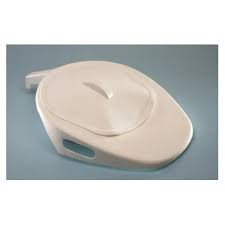 White Fracture Pan with Lid