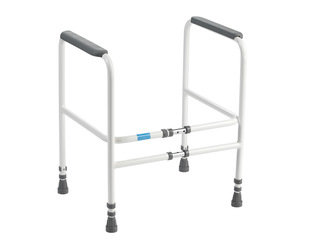 Cosby Adjustable Toilet Frame with Arms