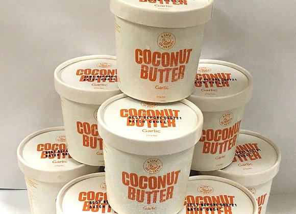 COCONUT BUTTER - GARLIC