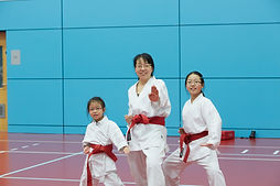 karate for families