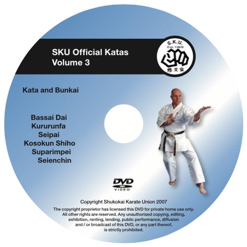 KATA DVD VOLUME 3