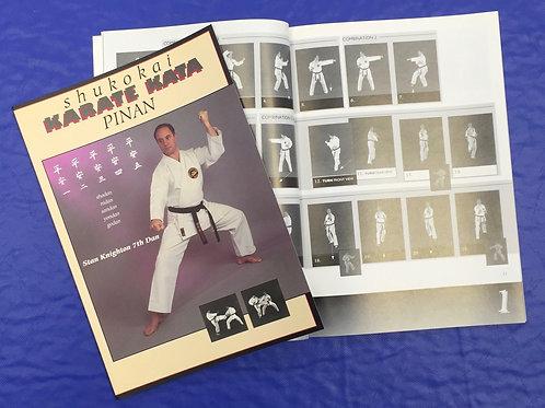 Pinan Kata Book circa 1995
