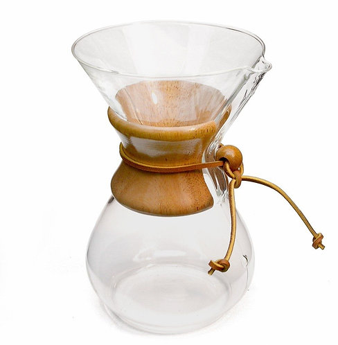 Chemex Classic 6 cup, 900ml | Dairy Beanz Coffee Roasters | New Zealand