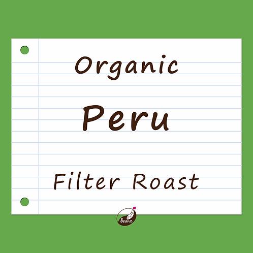 Peru Organic Coffee Bean | Dairy Beanz Coffee Roasters | New Zealand