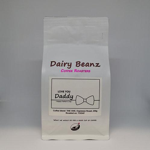Father's Day Gifts  NZ | Dad's Espresso Roast Coffee | Dairy Beanz
