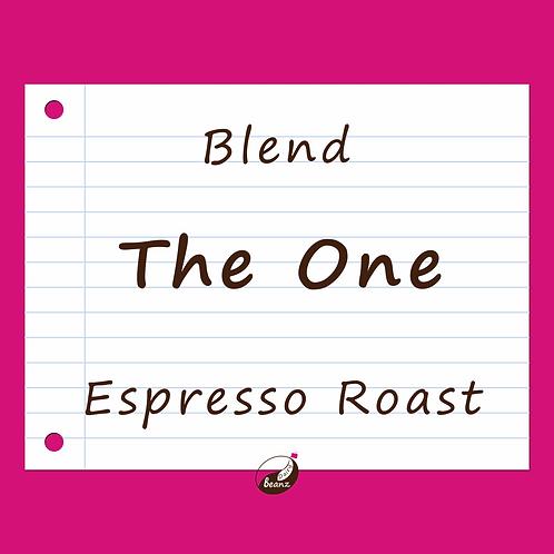 The one Espresso Coffee Blend | Dairy Beanz Coffee Roasters | New Zealand