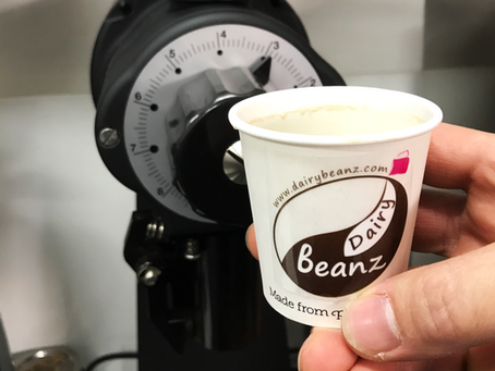 Whole beans or coffee Grinds?