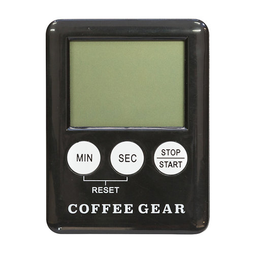 Coffee Gear Timer | Barista Tools | Dairy Beanz Coffee Roasters | New Zealand