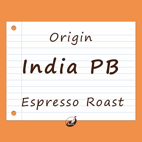 India Plantation B Single Origin Coffee Beans | Dairy Beanz Coffee Roasters | New Zealand