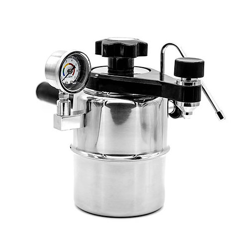 Bellman Stainless Steel Stovetop Espresso Maker & Steamer| Dairy Beanz Coffee Roasters | New Zealand