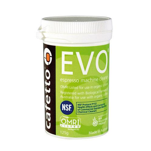 Evo - Cafetto 125g | Espresso Machine Cleaner | Dairy Beanz Coffee Roasters | New Zealand