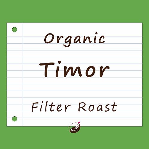 Timor Fair Trade Organic Coffee Bean | Single Origin Coffee Beans | Dairy Beanz Coffee Roasters | New Zealand