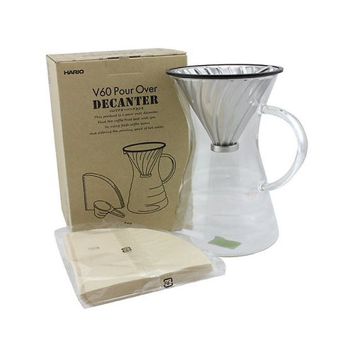 Hario V60 Pour Over Decanter