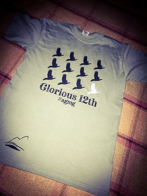 #AGMG - Glorious 12th T-Shirt