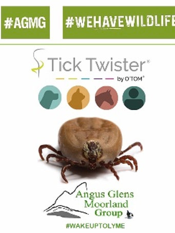 #AGMG Tick Twister