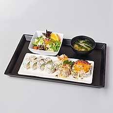 ROLL COMBO PLATE