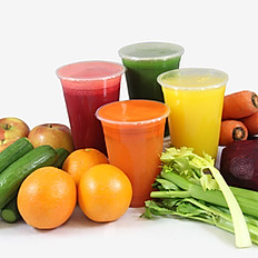 100% NATURAL FRESHLY SQUEEZED JUICE