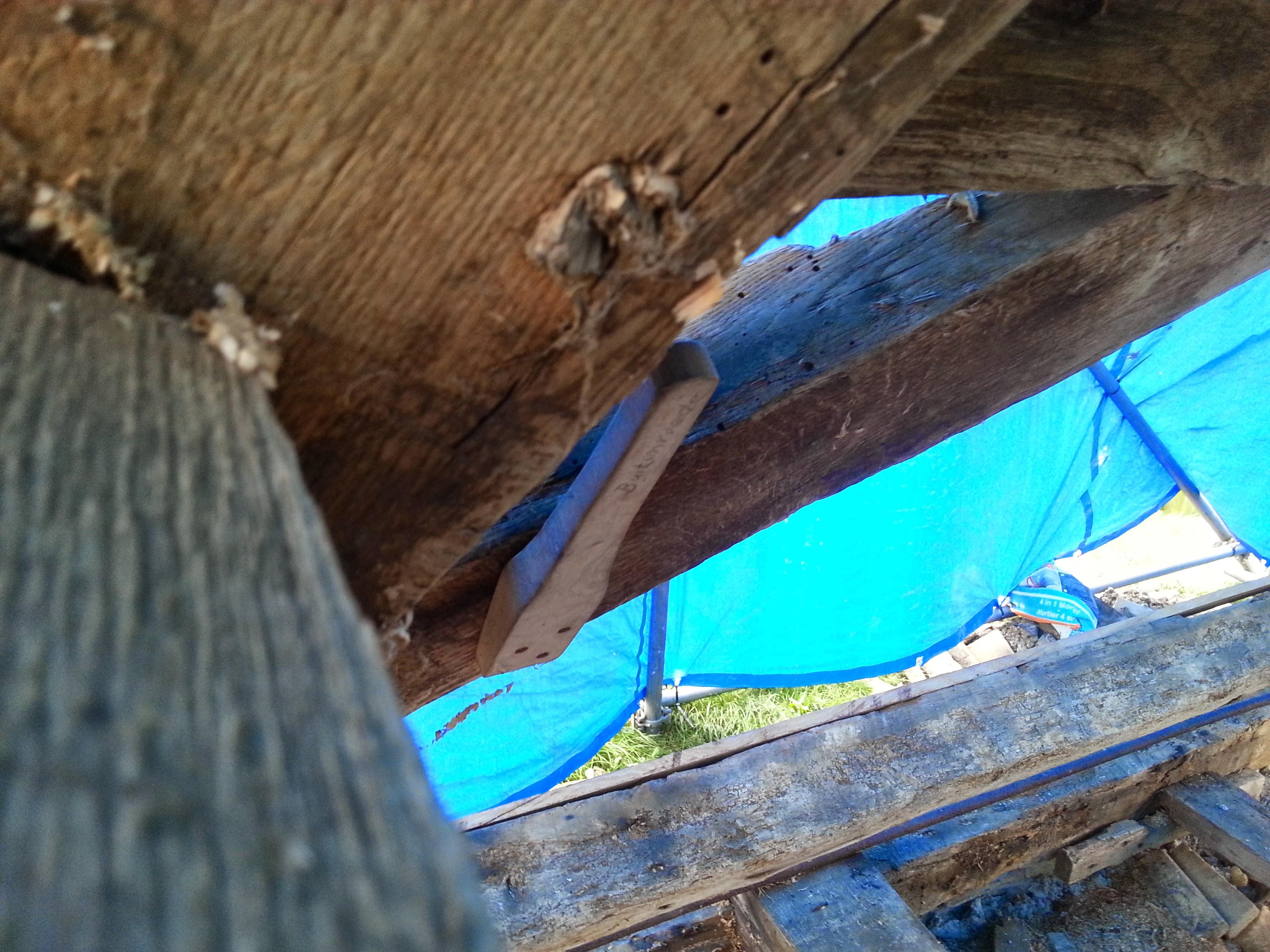 Restauratie spinnenkop Wieuwens
