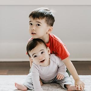 8 Month Baby Girl Kang