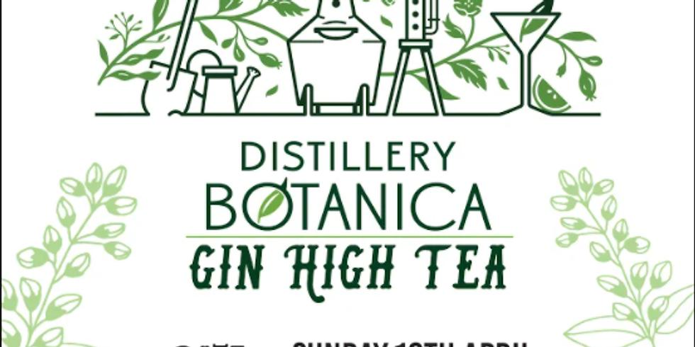 Distillery Botanica Gin High Tea