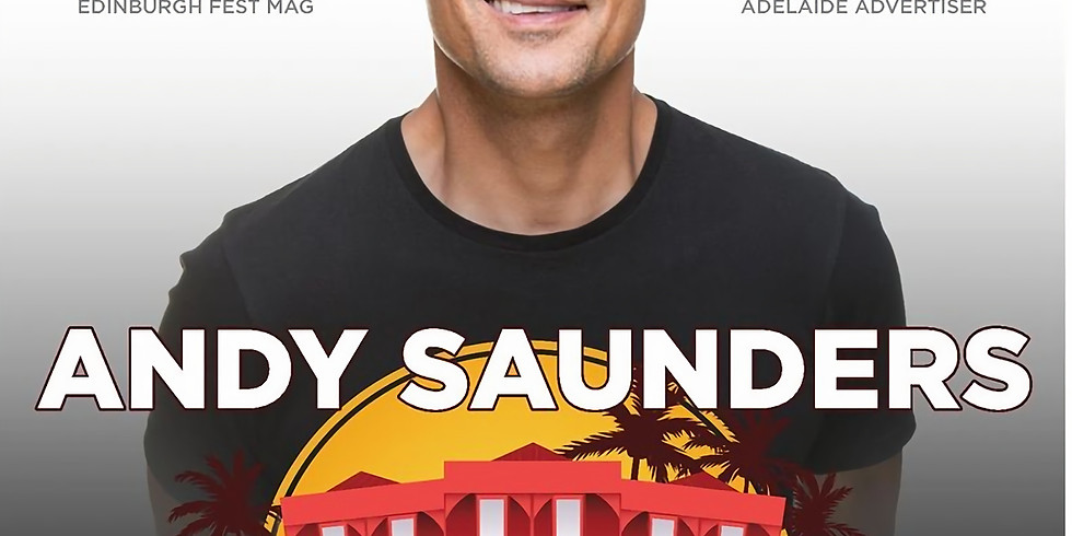 Andy Saunders - The Black at Newcastle Comedy Festival