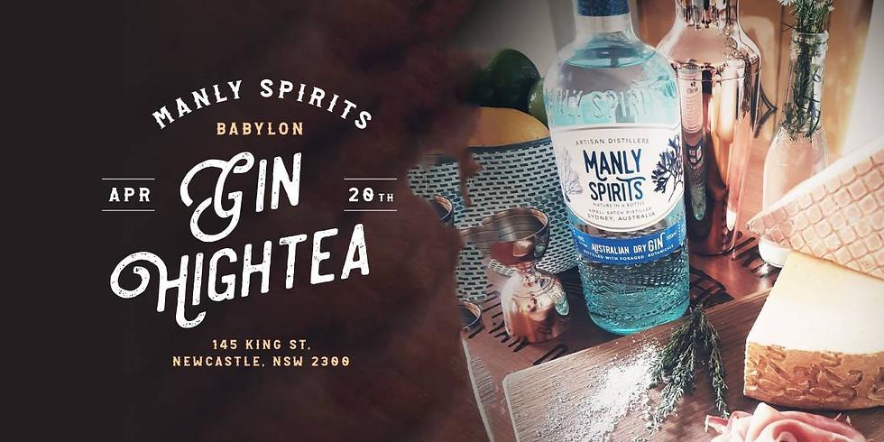 Babylon ~ Gin High Tea ft. Manly Spirits
