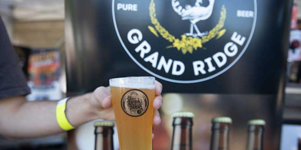 Grand Ridge Brewery Bar Shout
