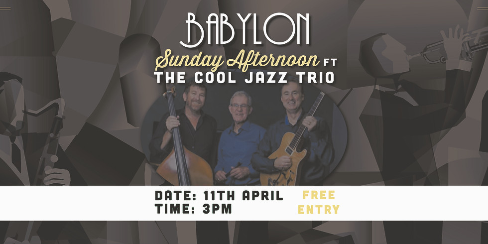 The Cool Jazz Trio