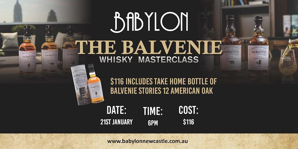 Balvenie Whisky Masterclass