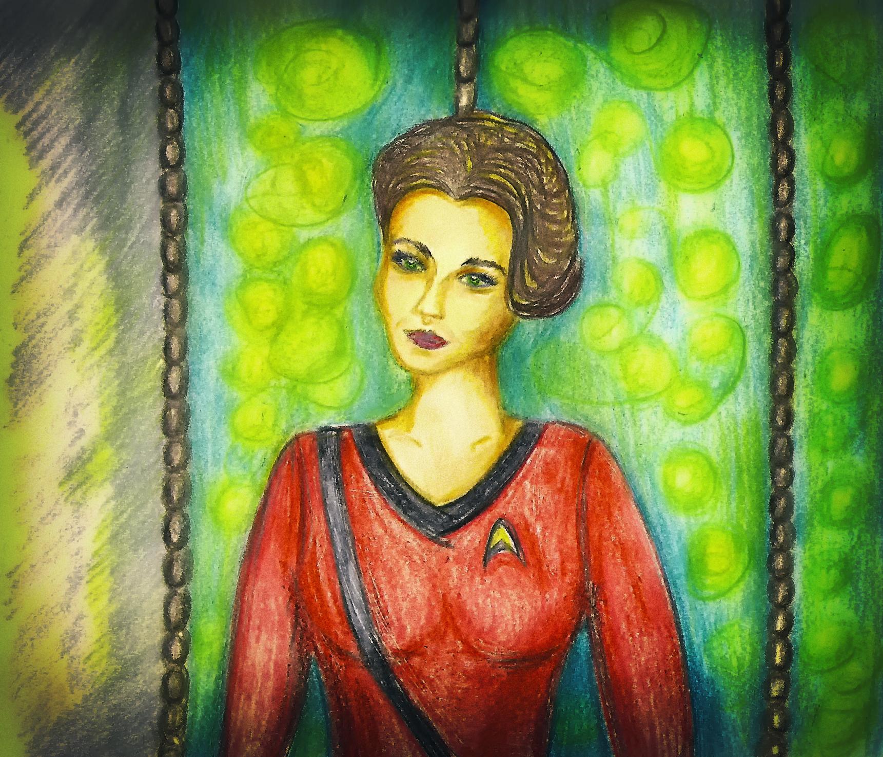 Diana Mauldair in Star Trek