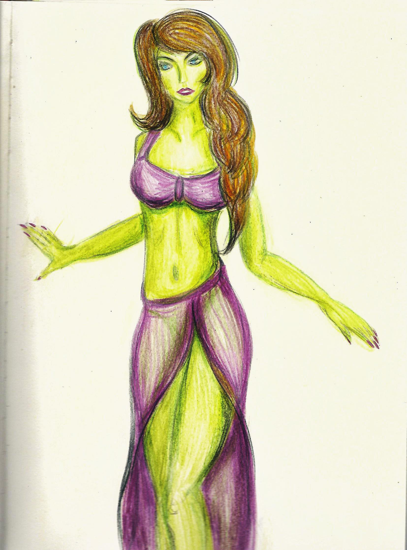 Orion dancer
