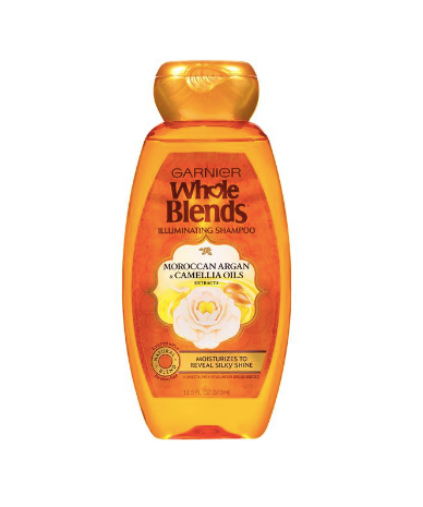 Illuminating Shampoo with Moroccan Argan and Camellia Oils Extracts