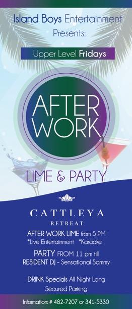 Cattleya Hotel Flyer