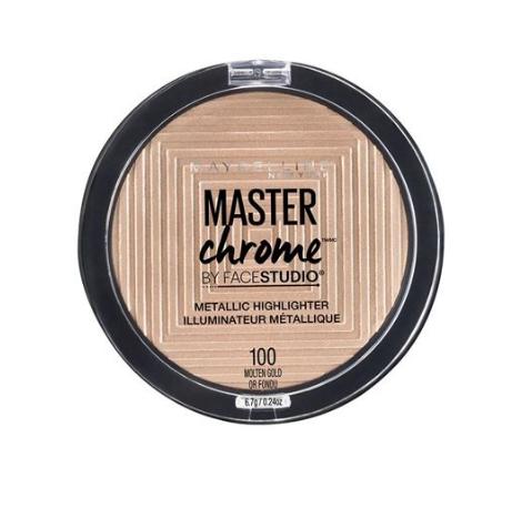 Facestudio® Master Chrome™ Metallic Highlighter Makeup
