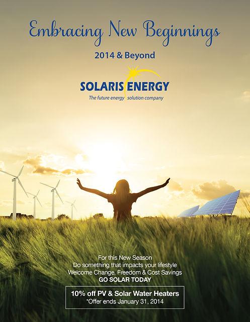 Solaris New Year