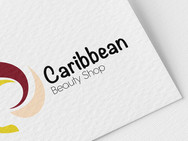 Caribbean Beauty Shop Logo